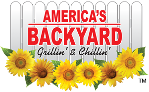 The America's Backyard Logo
