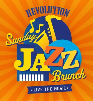 An image of The Revolution Live Sunday Jazz Brunch poster