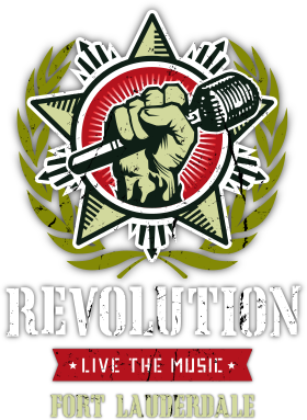 The Revolution Live Logo