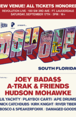 Day Off Fools Gold A-TRAK, Joey Bada$$