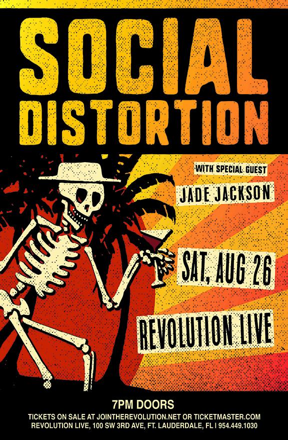 Social distortion revolution live revolution live for Living naked at home