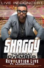 Shaggy Ft. Lauderdale