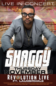 Shaggy Ft. Lauderdale