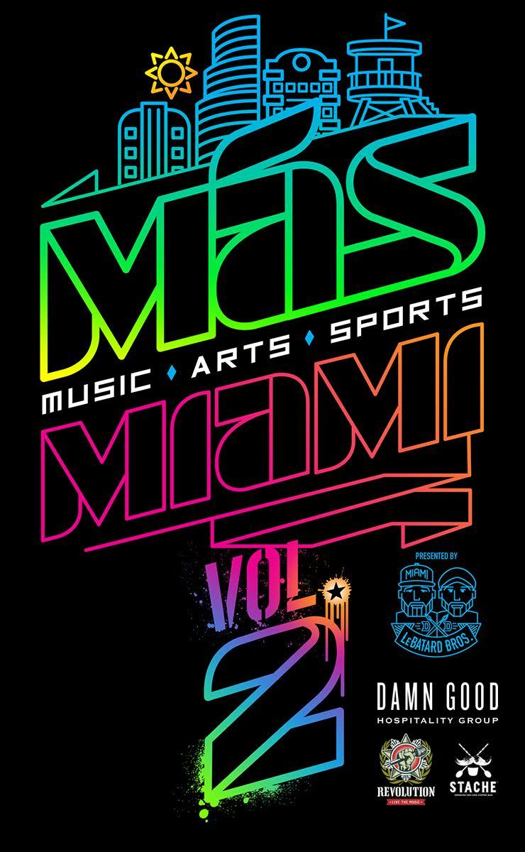 MAS Miami Vol. 2