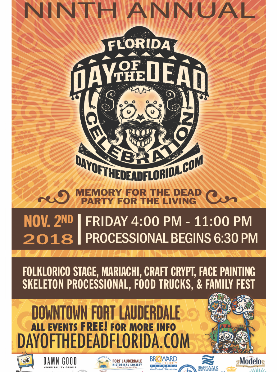 Florida Day Of The Dead Revolution Live