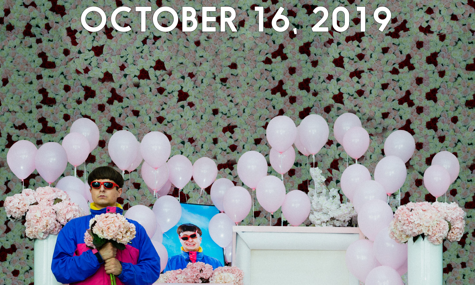 Oliver Tree Farewell Poster