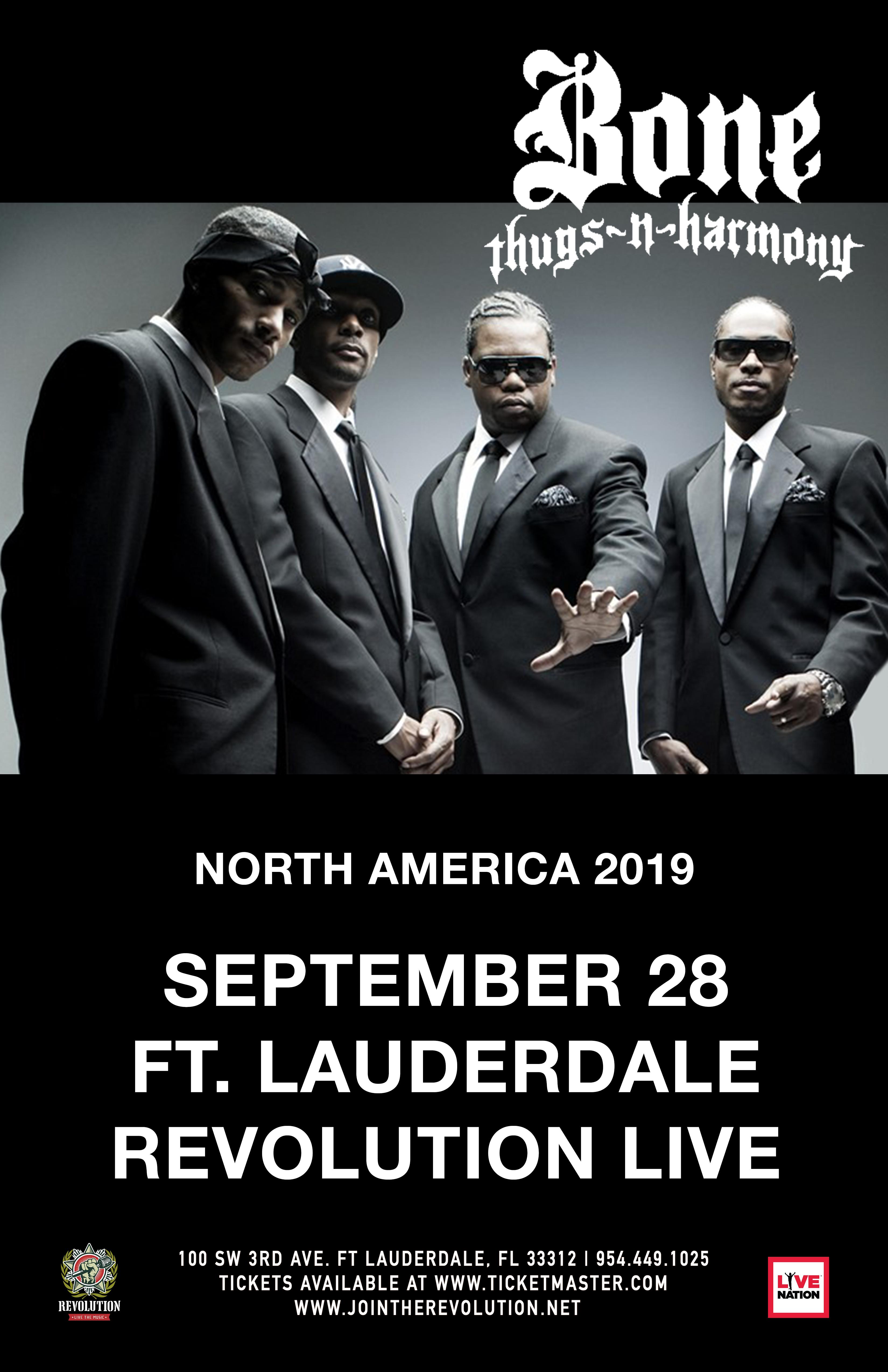 Bone Thugs 11x17 Poster