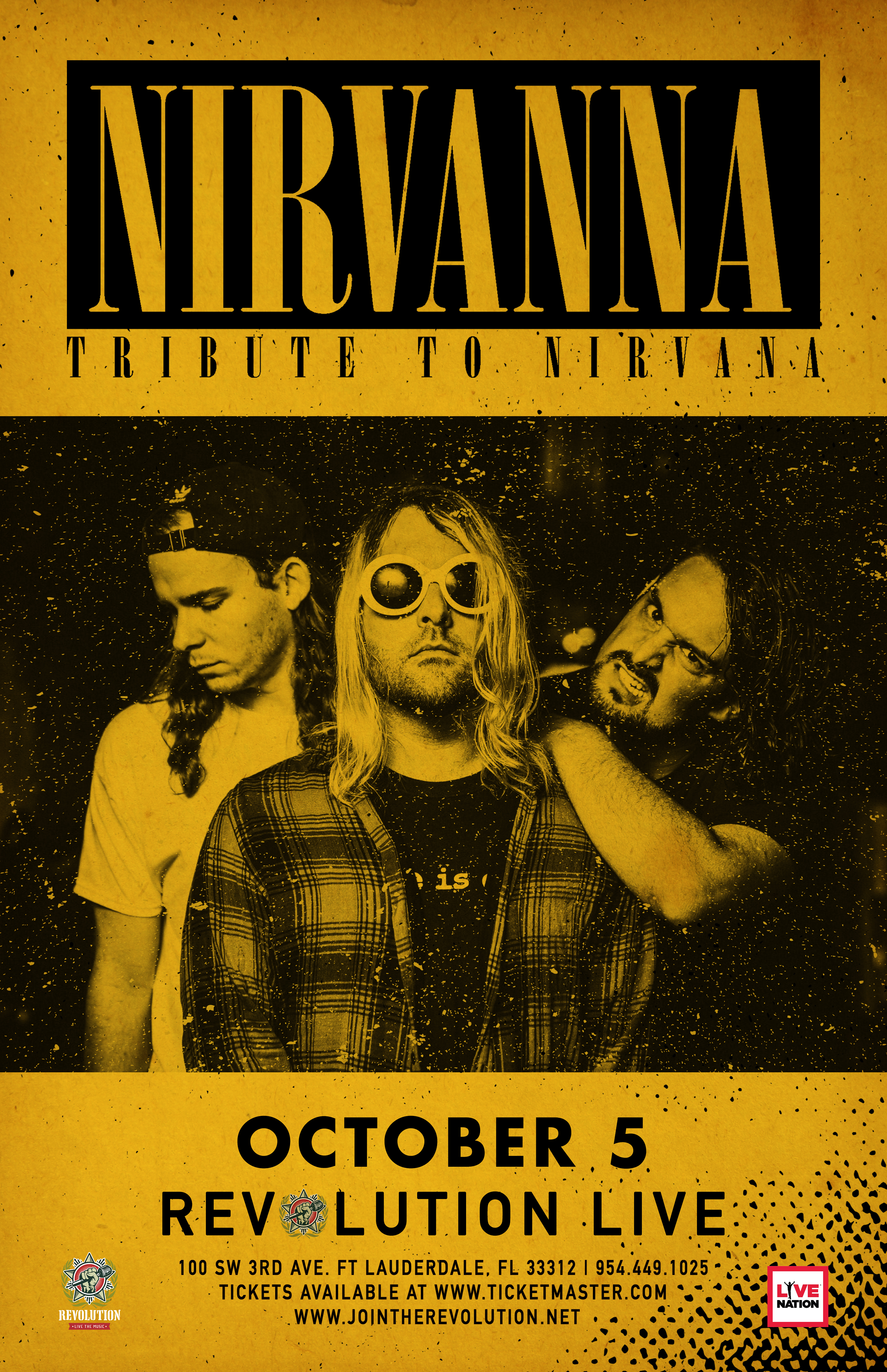 Nirvanna - Tribute to Nirvana
