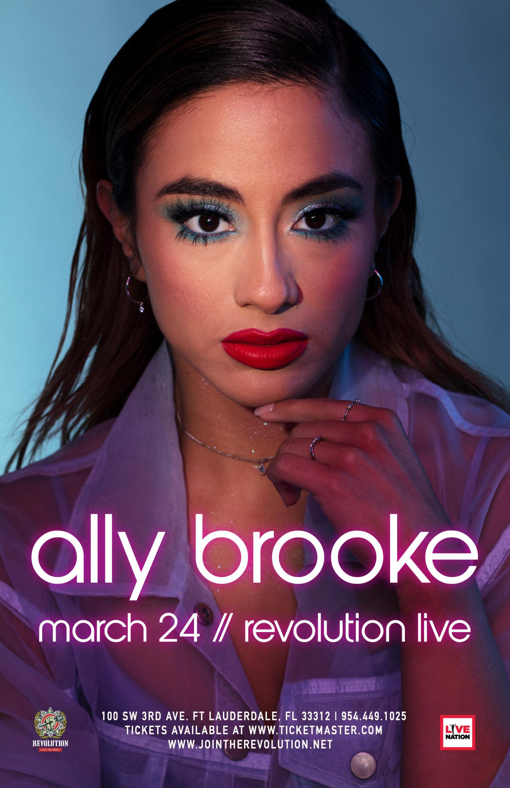 Ally Brooke - POSTPONED