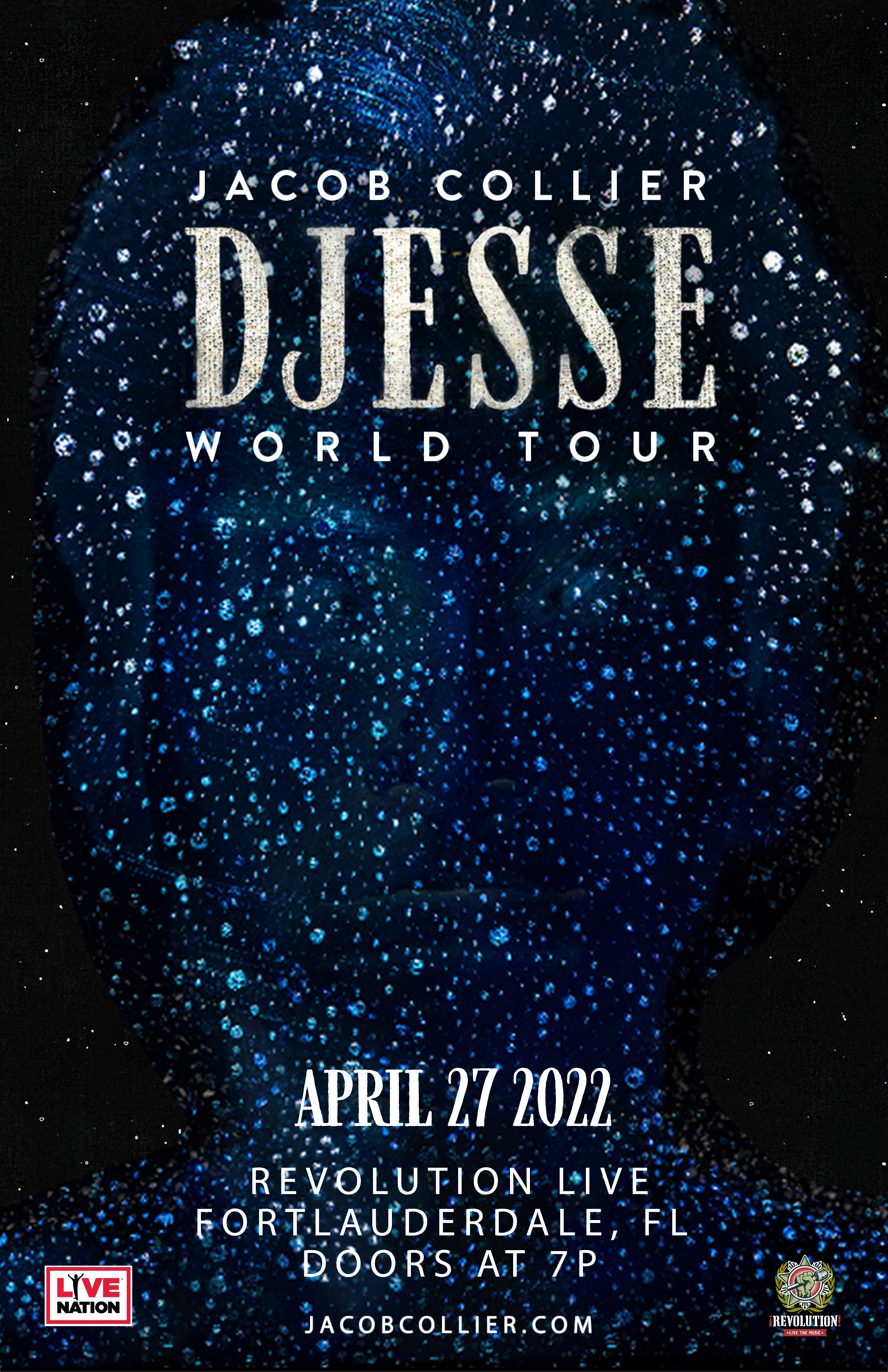 DJESSE WORLD TOUR SPRING 2022