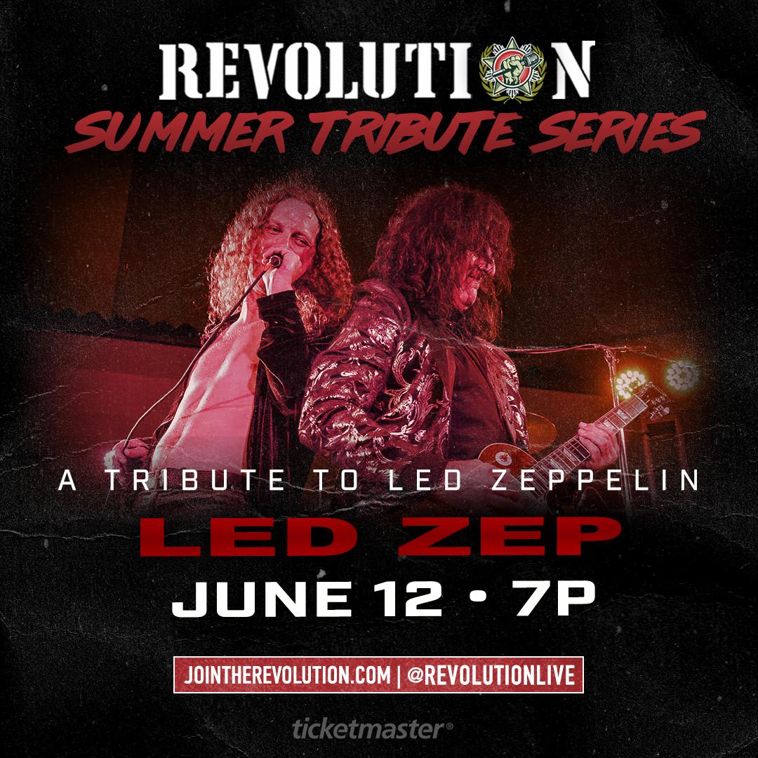 Led Zep - Led Zeppelin Tribute