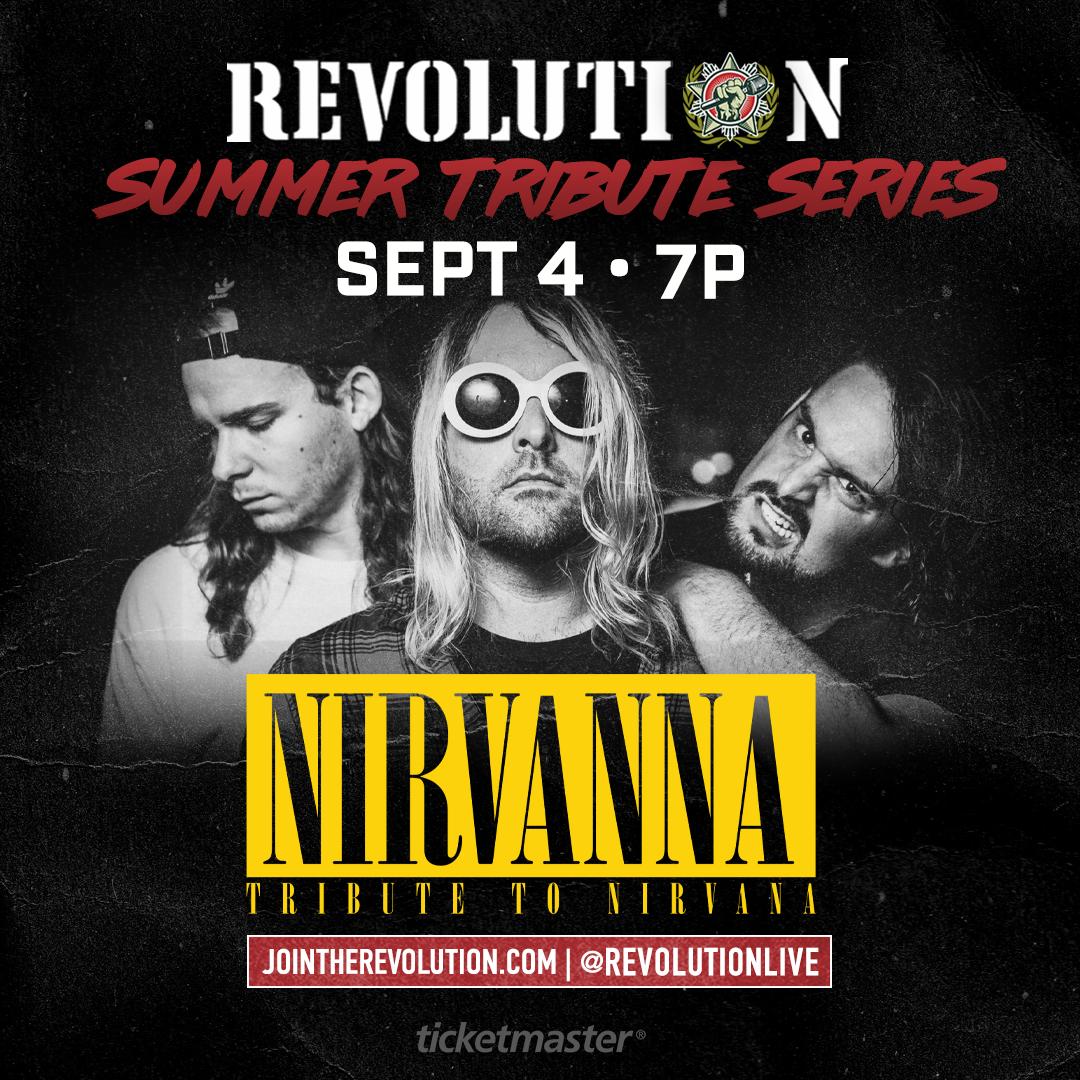 Nirvanna - A tribute to Nirvana