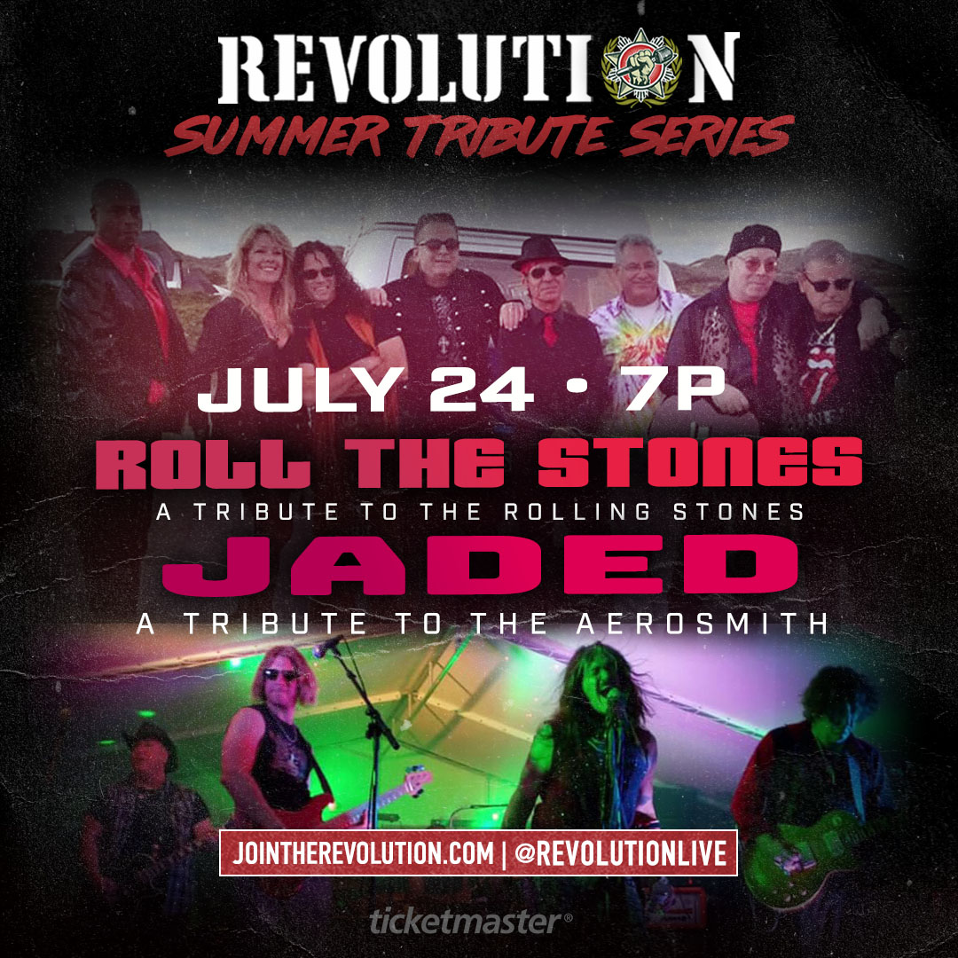 Roll the Stones: A tribute to the Rolling Stones