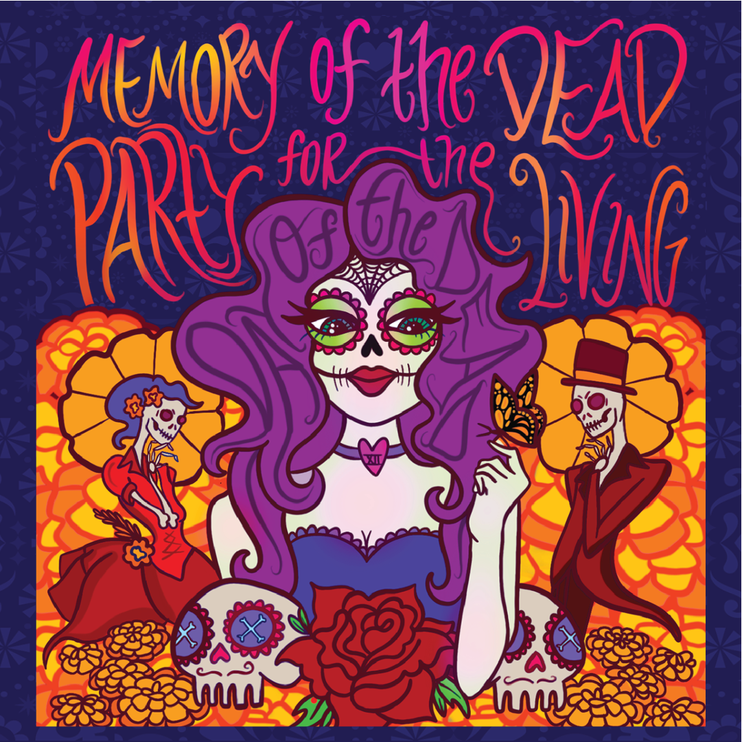 ANNUAL FLORIDA DAY OF THE DEAD CELEBRATION OUR 12th ANNIVERSARY
